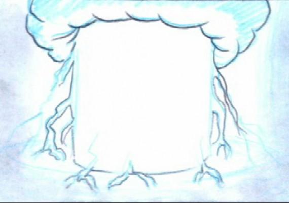 Evolve Cloud Monster