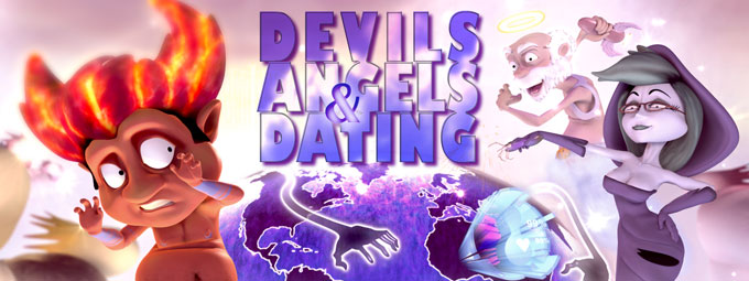 Devils angels and dating dating in other cultures